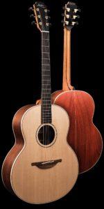 The FM Model Guitar Front