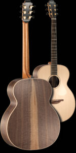 Baritone Guitar Back