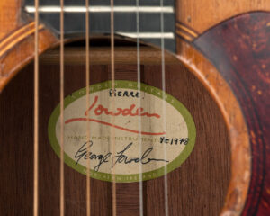 Old Lady Guitar Strings